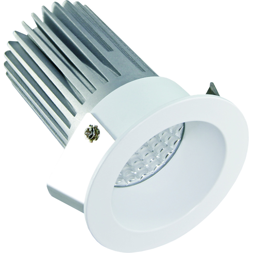 Led Light Fixtures Residential: Residential Downlights 9 Watts